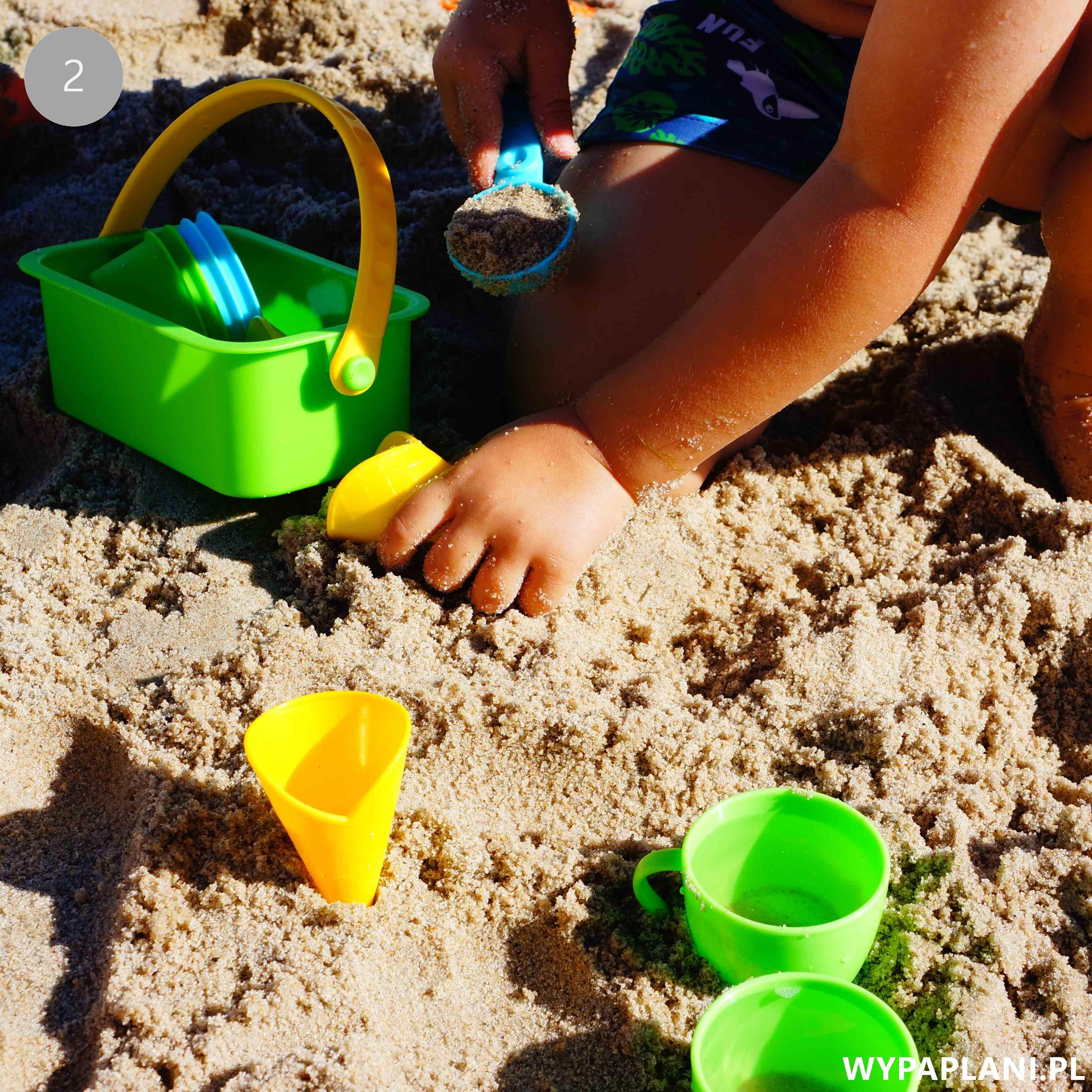 004_top zabawki do piasku piaskownicy na plażę