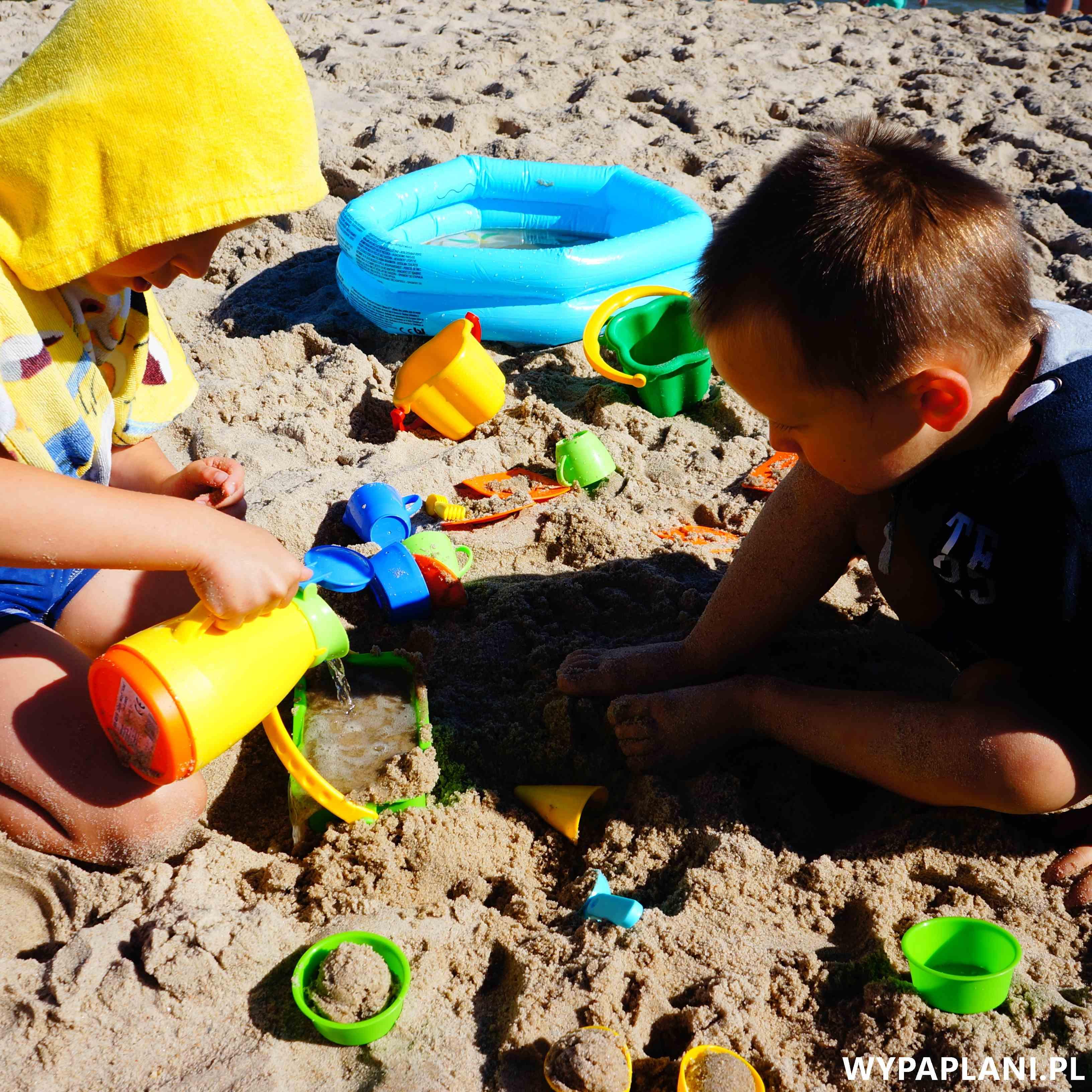 006_top zabawki do piasku piaskownicy na plażę