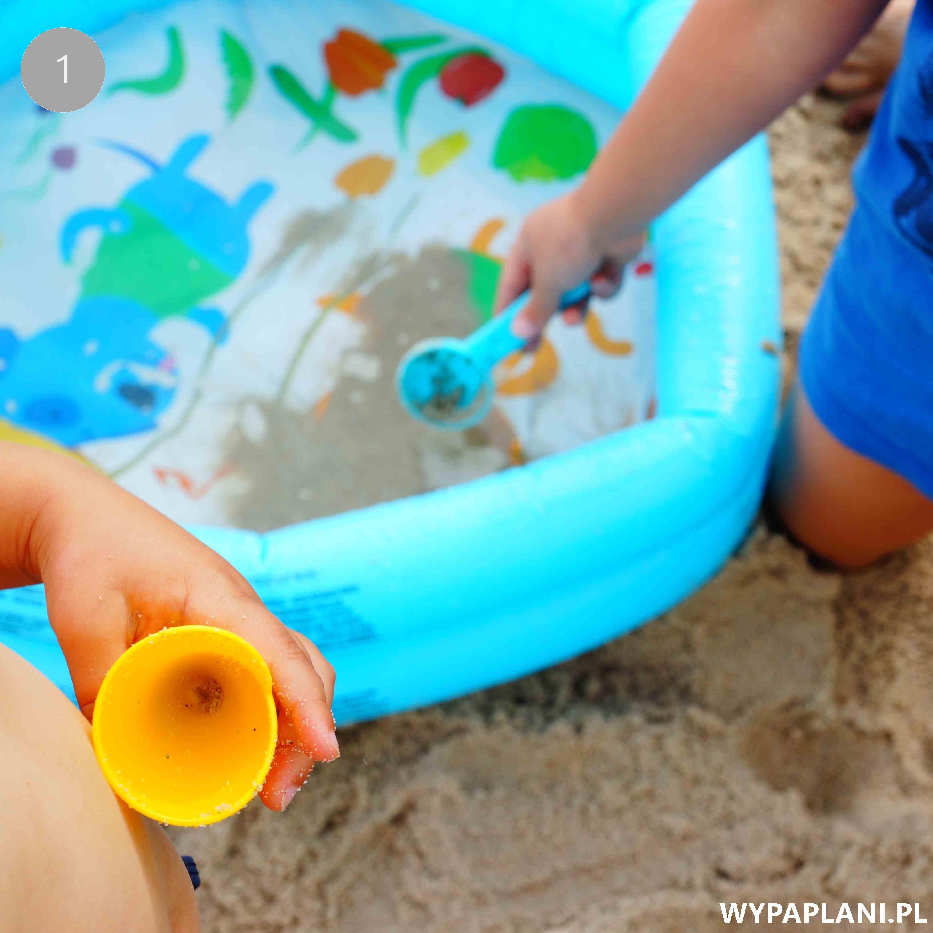 007_top zabawki do piasku piaskownicy na plażę