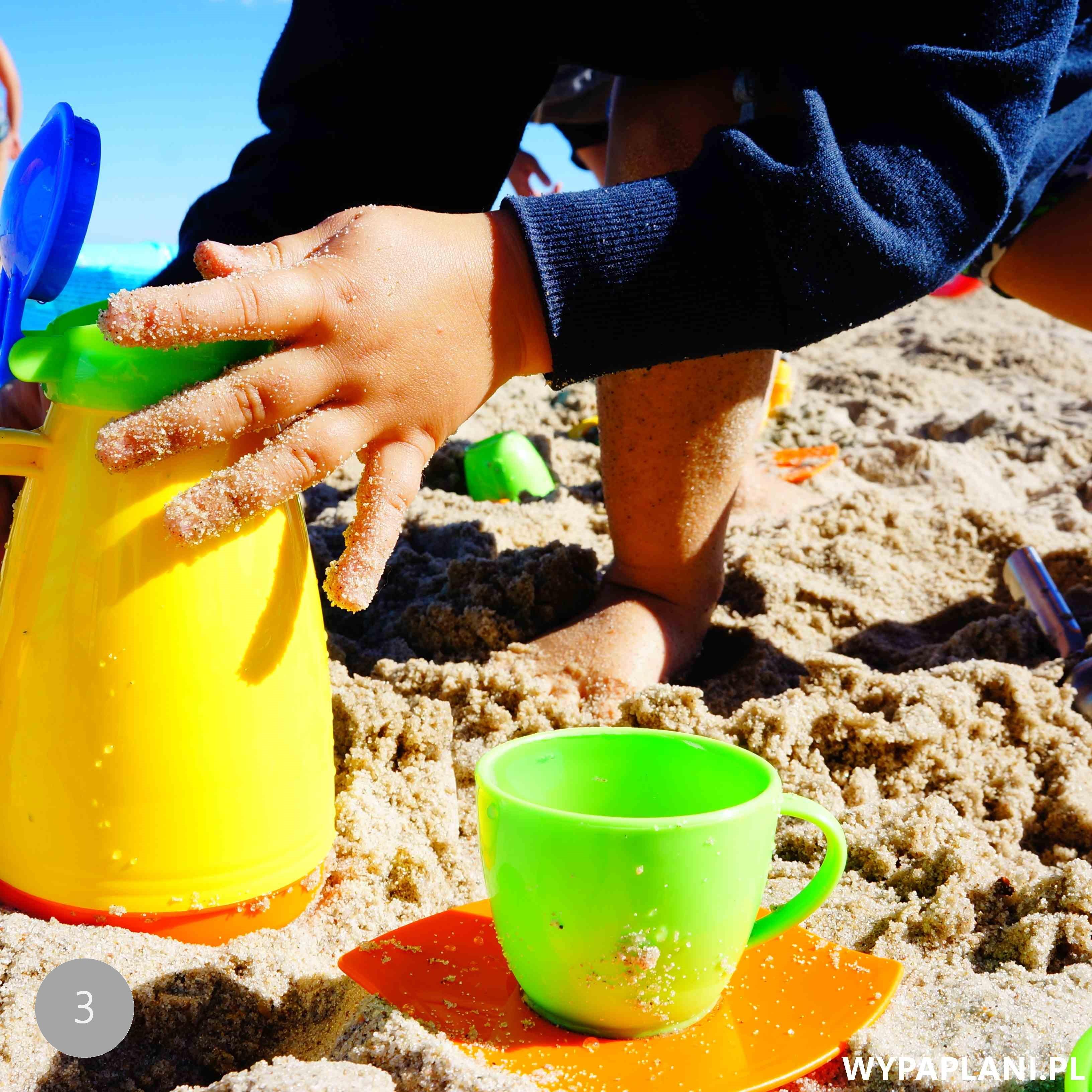 010_top zabawki do piasku piaskownicy na plażę