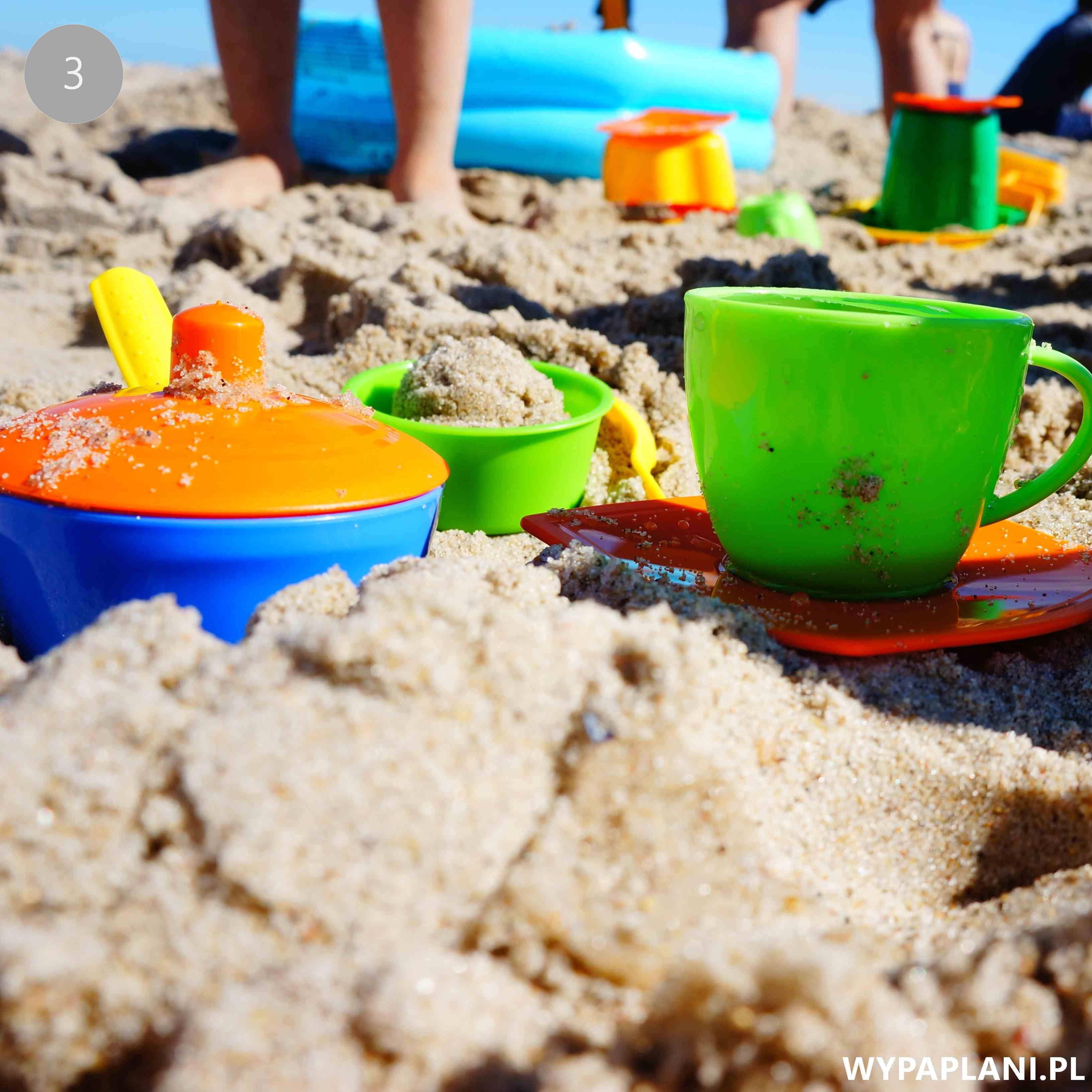 011_top zabawki do piasku piaskownicy na plażę