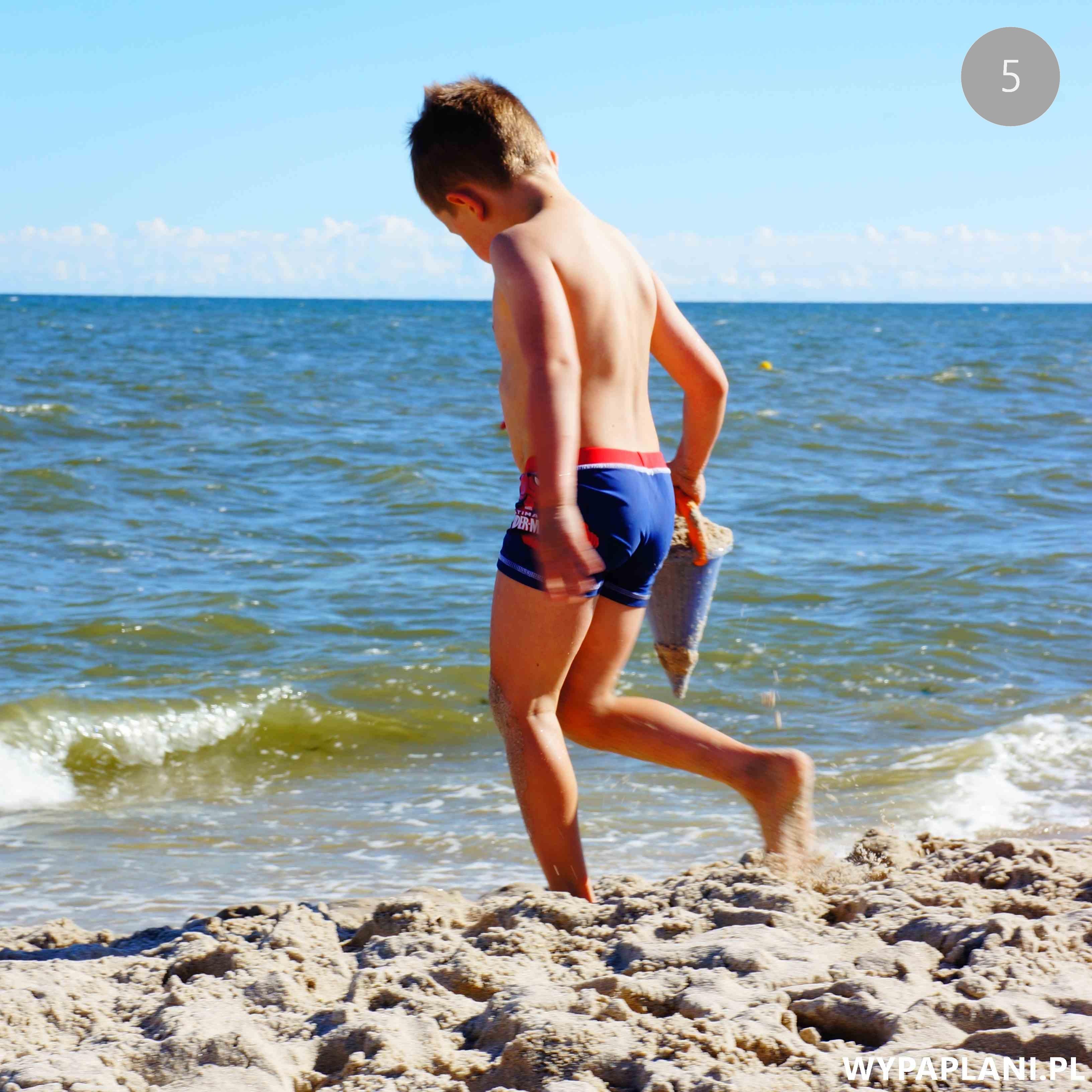 014b_top zabawki do piasku piaskownicy na plażę