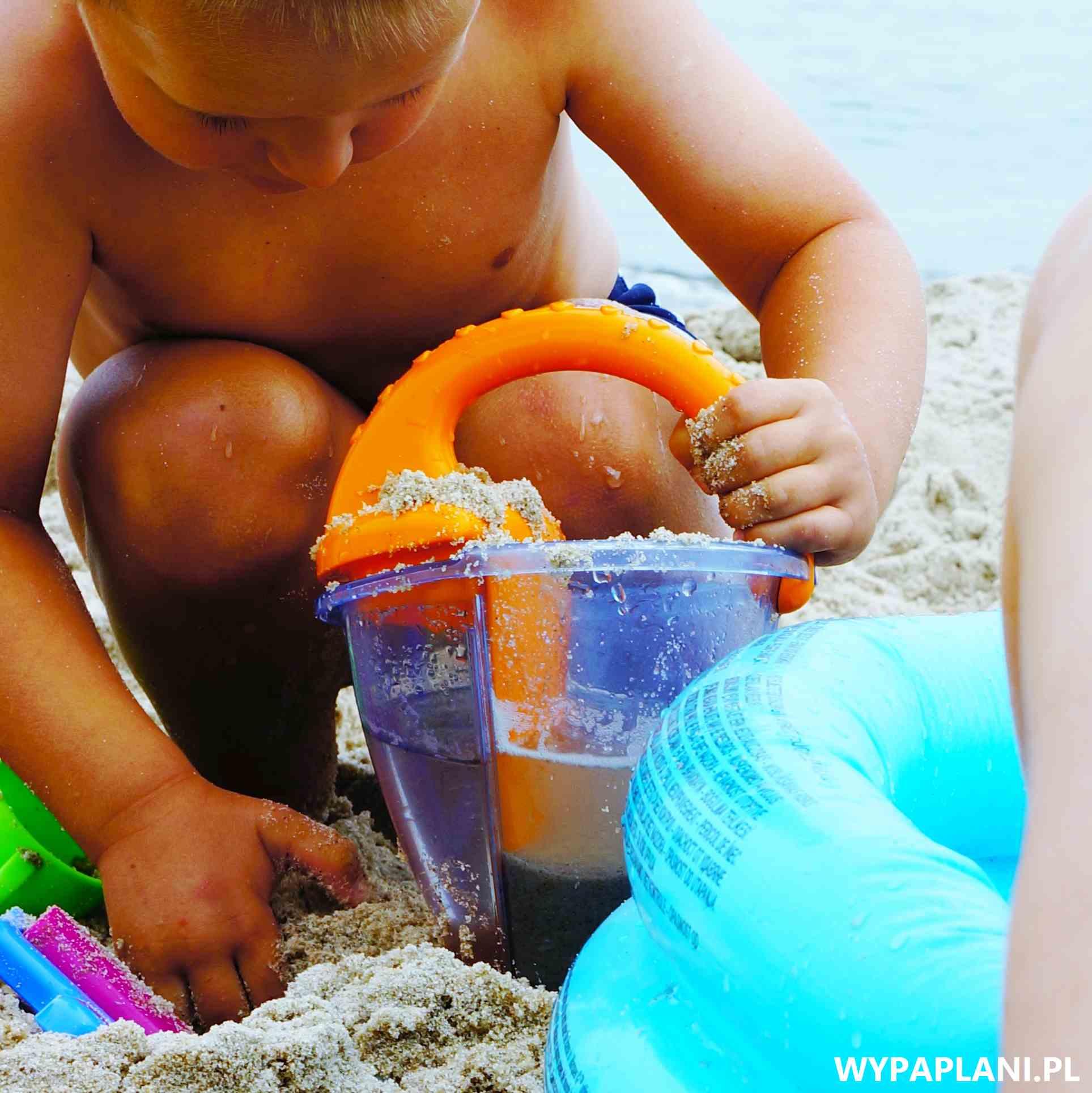 014c_top zabawki do piasku piaskownicy na plażę
