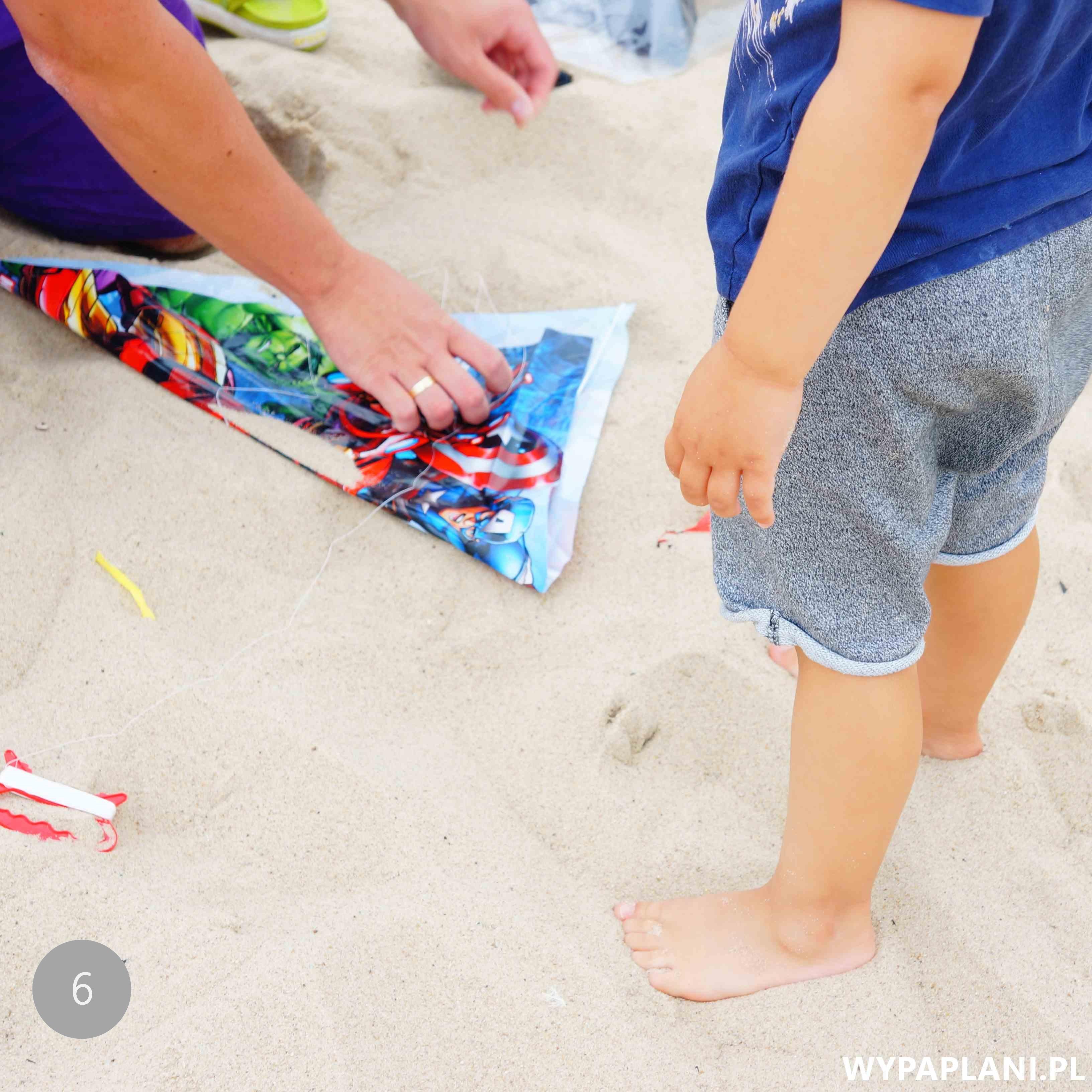 021_top zabawki do piasku piaskownicy na plażę